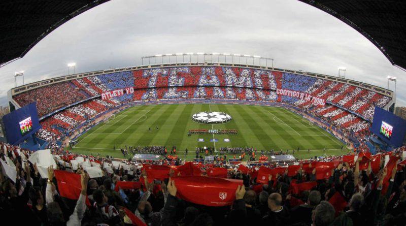 El Vicente Calderón comenzará a demolerse en febrero