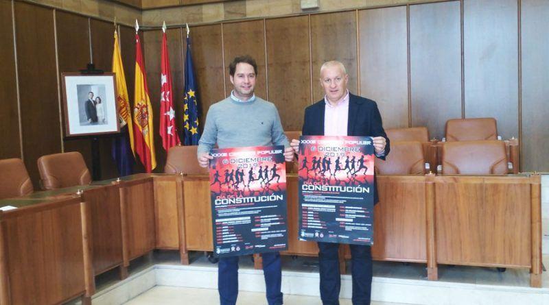 Carrera de la Constitución Torrejón 2019