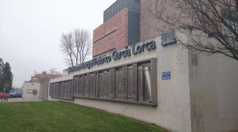 Biblioteca Central Federico García Lorca Torrejón de Ardoz